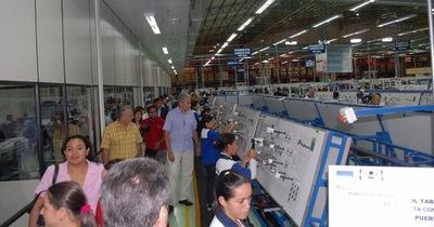 Aumenta en un 74 % las exportaciones vía maquila