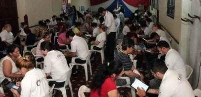 Se realizó censo penitenciario en el Buen Pastor