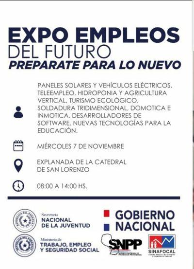 Explanada de la Catedral: Harán Expo Empleo del Futuro