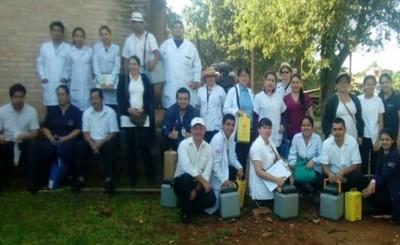 """Décima Región Sanitaria realiza """"delivery"""" de vacunas"""