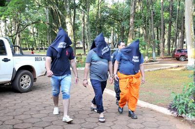 Empleados infieles son detenidos por millonario hurto a una empresa