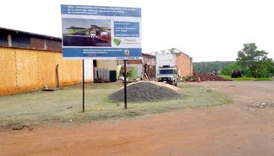 Inician obras del nuevo terminal de ómnibus en municipio franqueño