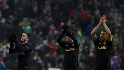 El Atlético jugará de negro en el Bernabéu