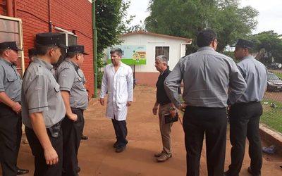 Hospital Regional de CDE cuenta con guardia de seguridad desde hoy