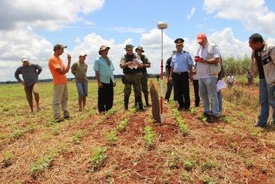 Labriegos apuntan a la expropiación de tierras en Caaguazú