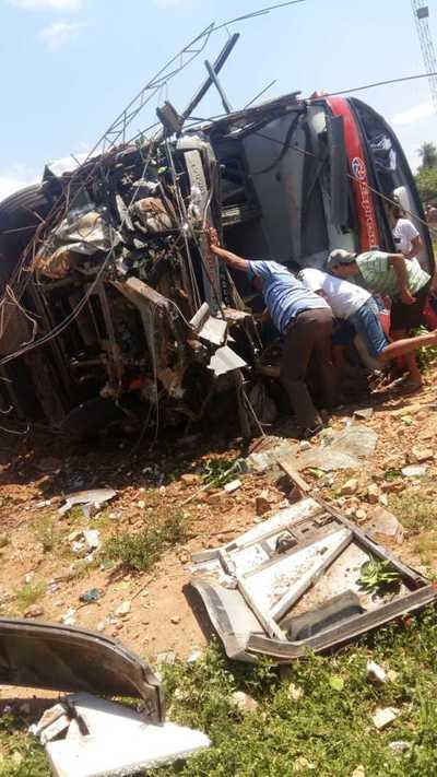 Trágico accidente en Quindy – Prensa 5