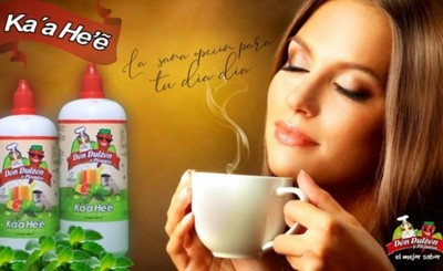Edulcorante con Ka´a He´e, una dulce opción para el organismo