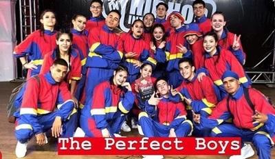 Bailarín paraguayo se destaca en competencias internacionales