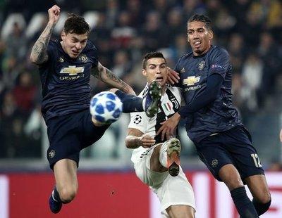 Manchester United remonta ante la Juventus