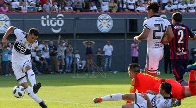 Roque reconoce que el gol del clásico fue en offside
