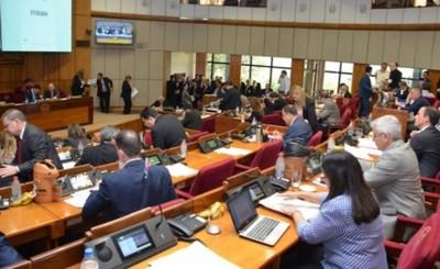 Fenómeno en Cámara de Senadores con puntualidad por segundo jueves