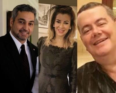 Friedmann padre lamenta que Marito haya defendido a Marly Figueredo