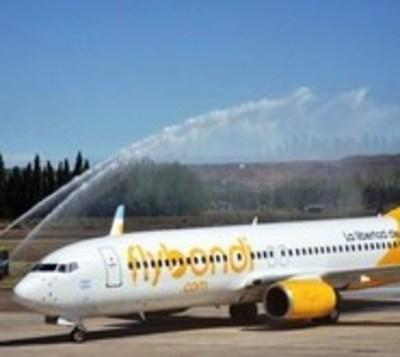 Empresas de transportes están tranquilos con desembarco de Flybondi