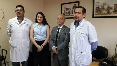 Hospital de Encarnación incorpora al primer neurocirujano