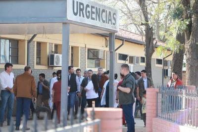 Gobierno anuncia soluciones a las necesidades del Hospital Regional de Mariscal Estigarribia