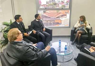 Futuros ministros visitarán Alto Paraná