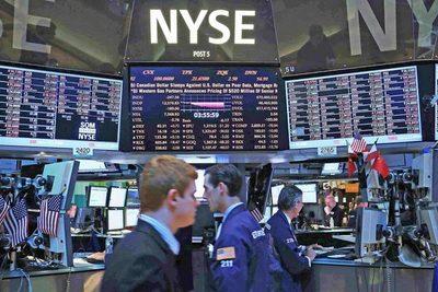 Wall Street festeja elecciones en EEUU