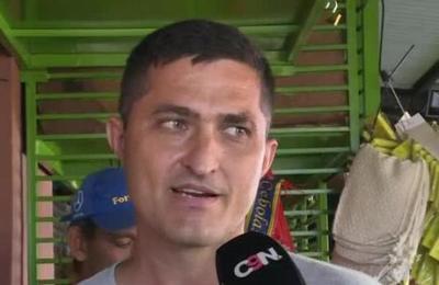Habla dueño del comercio asaltado en Limpio