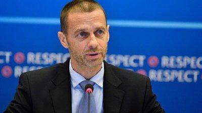 Aleksander Ceferin único candidato a la UEFA