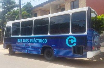 Proyecto de implementación de bus eléctrico genera confusión