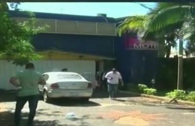 Presuntos delincuentes asaltaron uno de los moteles de 'Cucho'