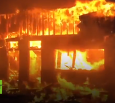 Devastador incendio en California ya dejó 40.000 evacuados
