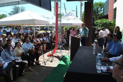 Jornada de gobierno departamental en Ayolas ~ Digital Misiones