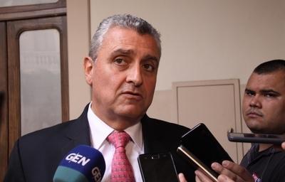 Villamayor solicita adecuación de normas para combate al crimen trasnacional
