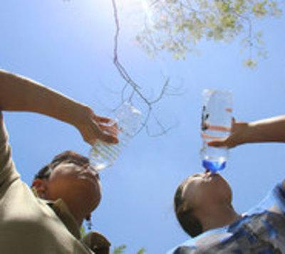 Anuncian fin de semana con calor extremo y sin lluvias