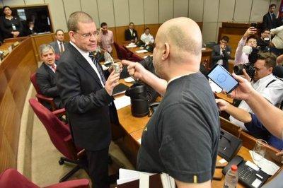 Senado rechaza desafuero de Paraguayo Cubas