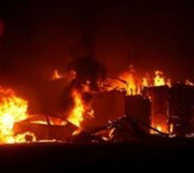 9 muertos a causa del incendio en California que continúa
