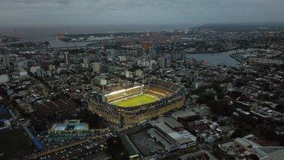 Lluvia no cesa en Buenos Aires y apeligra la primera final entre Boca y River