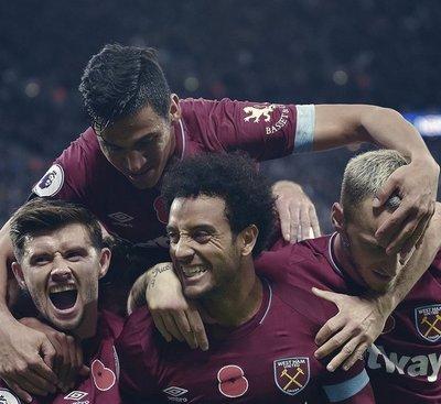 West Ham empató con Huddersfield