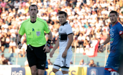 """HOY / Otro reclamo en contra del árbitro: """"Fue un robo a mano armada"""""""