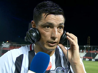 Tacuara Cardozo, la figura del partido