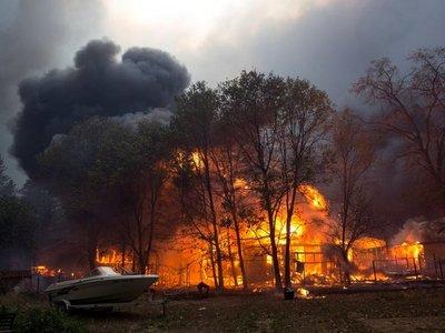 Sube a 23 la cifra de muertos en los incendios de California