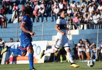 Olimpia no logra superar a Independiente en el norte