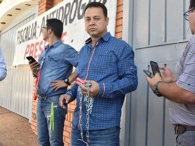 Hermano de Freddy D'Ecclesiis alega persecución y descalifica a Giuzzio