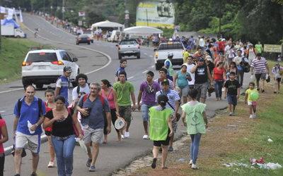 Movilizarán más de 5.000 uniformados en Caacupé