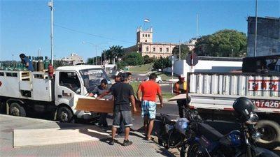 Secretaría de Emergencia registra más de 6.000 familias desplazadas en Asunción