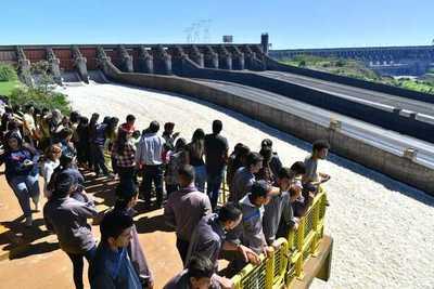 Complejo Turístico Itaipu ya recibió a más de 500 mil personas