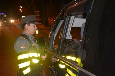 La Patrulla Caminera sacó de las rutas a 345 conductores ebrios en la semana
