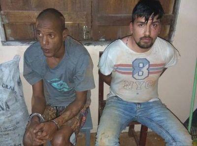 Capturan a otros dos sospechosos del asalto a la cooperativa Carlos Pfannl
