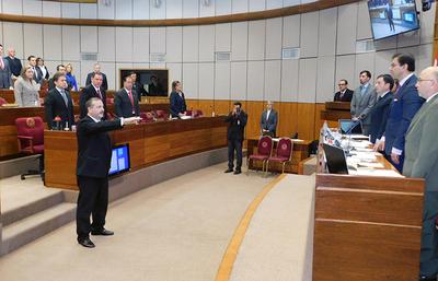 El libero-cartista-Ancho Ramírez fue designado en el Consejo de la Magistratura