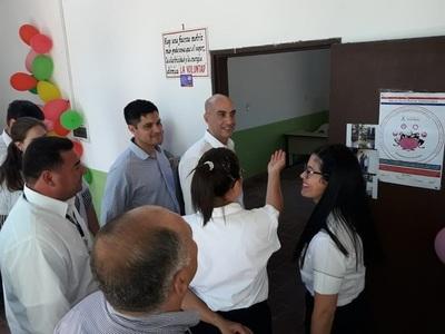Habilitan Hospital Día de Salud Mental en Pilar