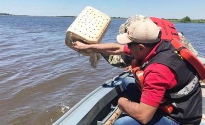 HOY / Veda pesquera: solo hasta hoy se pueden vender productos almacenados