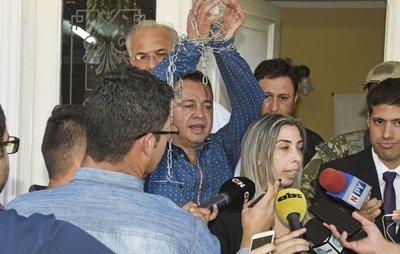 Imputan a la cuñada del diputado D'Ecclesiis por facilitar narcotráfico