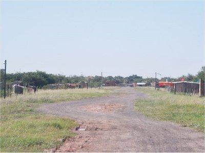 Wiens quiso aeropuerto en Chaco'i y tiene uno invadido