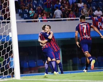 Cerro Porteño ganó y queda a cinco puntos del líder Olimpia