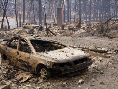 Incendios en California: 31 muertos y más de 100 desaparecidos